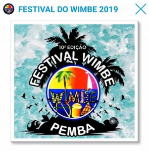RA LOGO FESTIVAL DO WIMBE by GOTOPEMBA