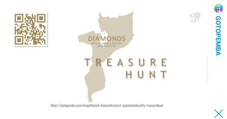 AR TREASURE HUNT MEQUFI BEAC DIAMONDS RESORT TRIGGER by GOTOPEMBA