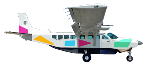 CESSNA-C208- 600px - NEW COLORS-by-GOTOPEMBA